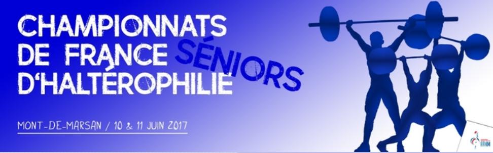 Championnat de france senior